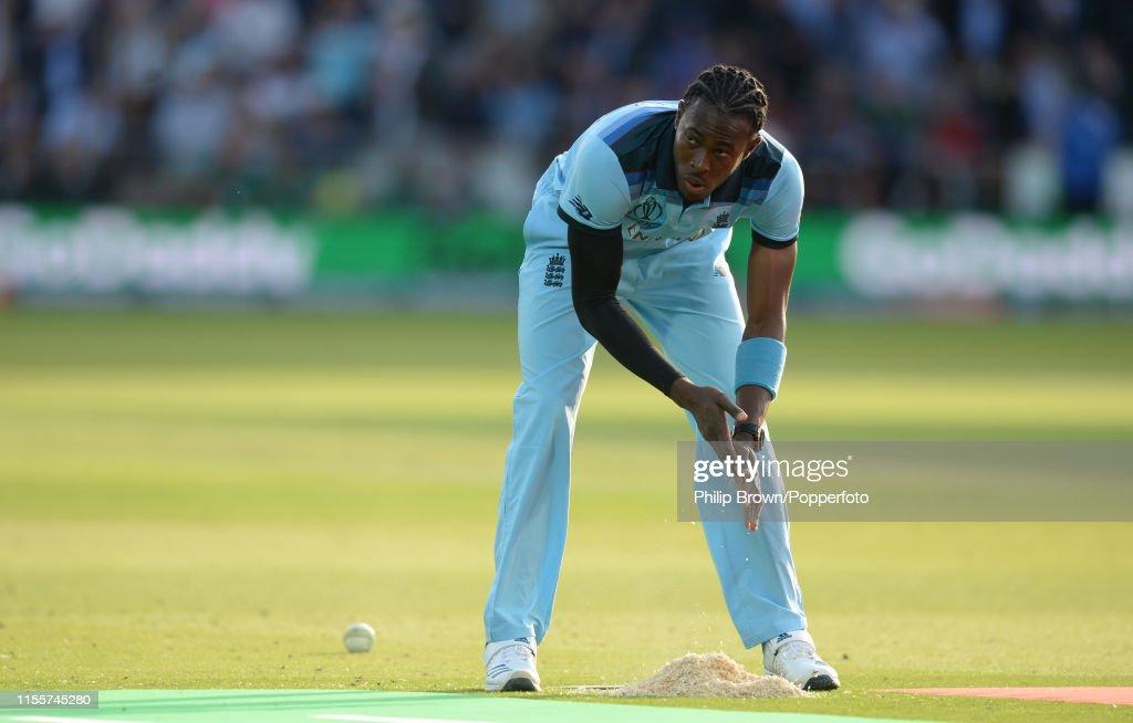 New Zealand v England - ICC Cricket World Cup Final 2019 : Photo d'actualité