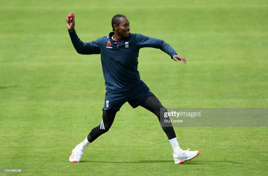 West Indies Nets Session : News Photo