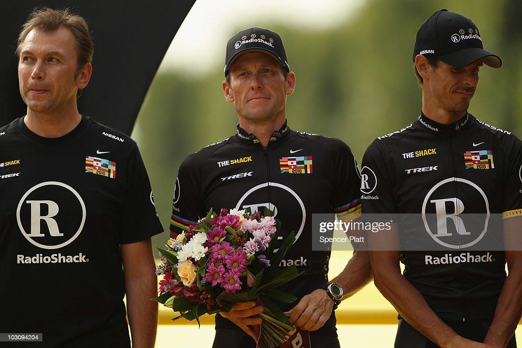 Le Tour 2010 - Stage Twenty : ニュース写真