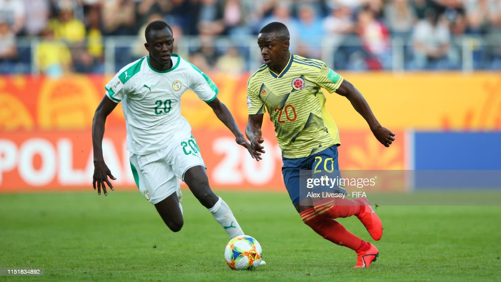 Senegal v Colombia: Group A - 2019 FIFA U-20 World Cup : ニュース写真