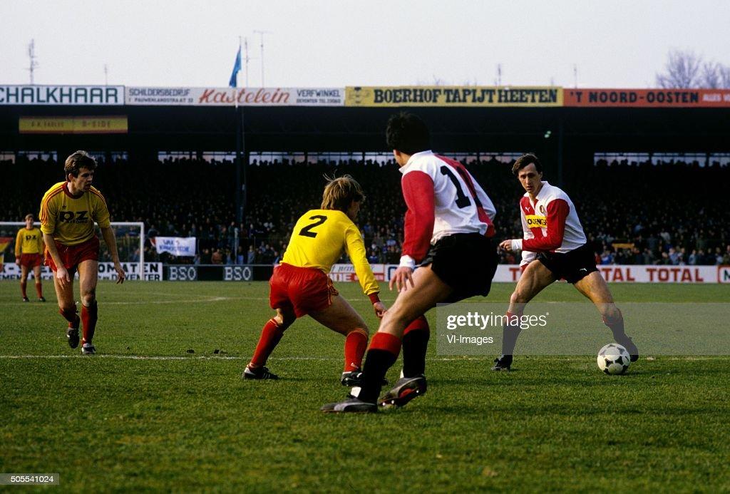 "- ""Go Ahead Eagles v Feyenoord"" : News Photo"