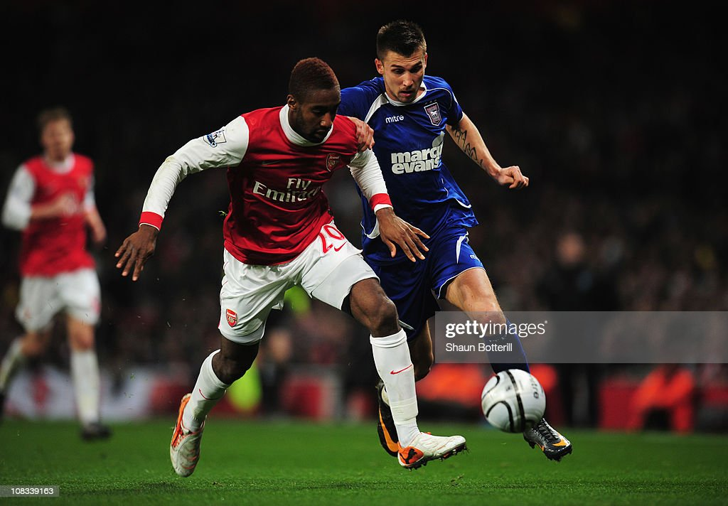 Arsenal v Ipswich Town - Carling Cup Semi Final Second Leg