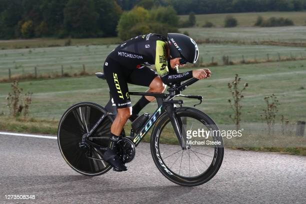 Johan Esteban Chaves Rubio of Colombia and Team Mitchelton - Scott / during the 107th Tour de France 2020, Stage 20 a 36,2km Individual Time Trial...