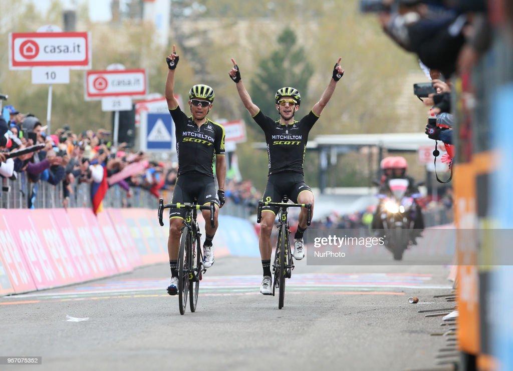 2018 Giro d'Italia - Stage Six : News Photo