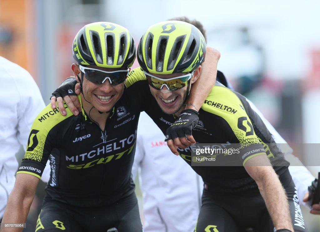 2018 Giro d'Italia - Stage Six : ニュース写真