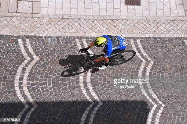 Johan Esteban Chaves Rubio of Colombia and Team Mitchelton-Scott Blue Mountain Jersey / during the 101th Tour of Italy 2018, Stage 9 a 225km stage...