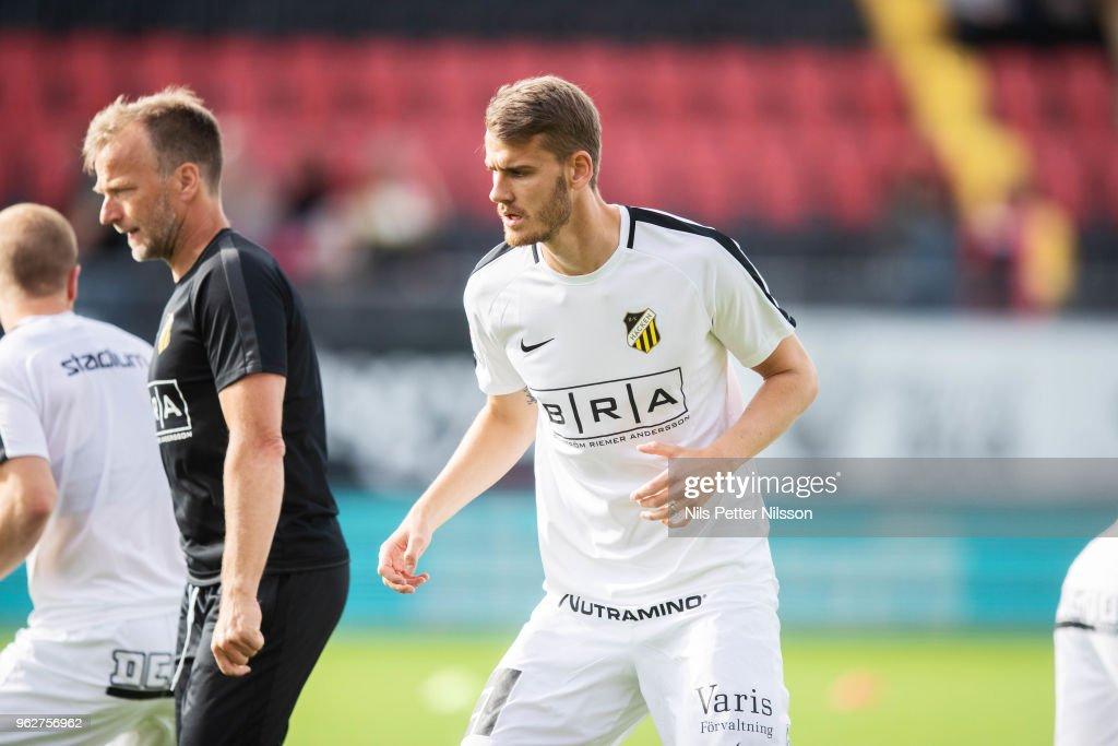 Ostersunds FK v BK Hacken - Allsvenskan
