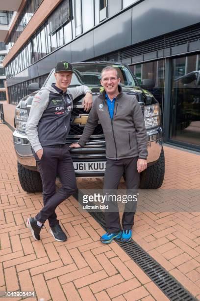 Johan Kristoffersson Dieter Depping Triff den Weltmeister FIA RallycrossWeltmeisterschaft presented by Monster Energy Knapp 600PS und von 0100km/h...
