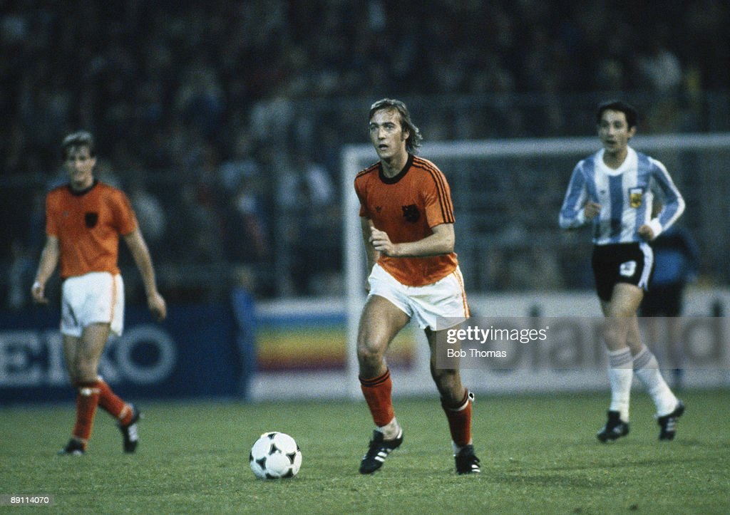 Johan Neeskens : News Photo