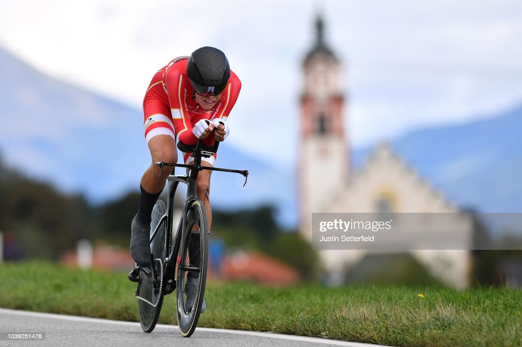 91st UCI Road World Championships 2018 - Individual Time Trial Men Under 23