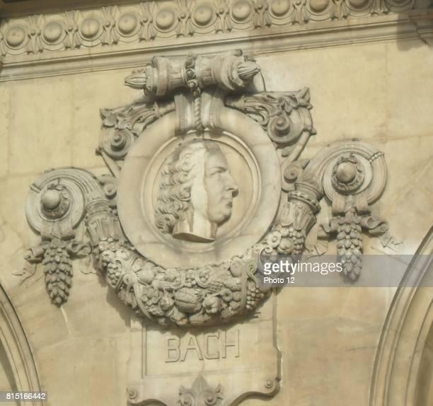 Johan Sebastian Bach Paris