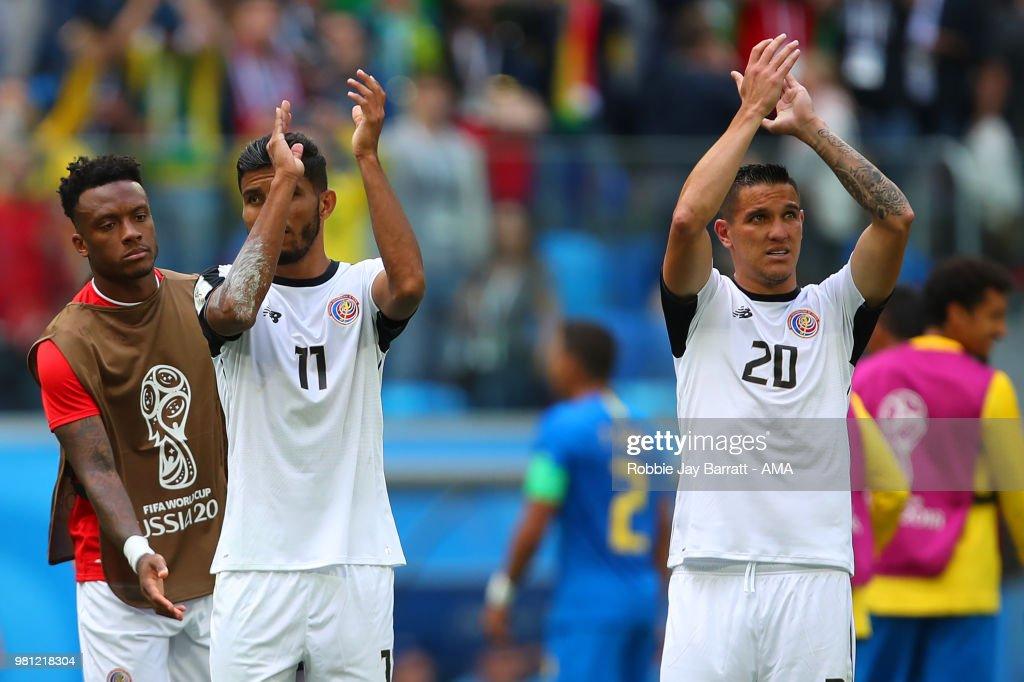 Brazil v Costa Rica: Group E - 2018 FIFA World Cup Russia