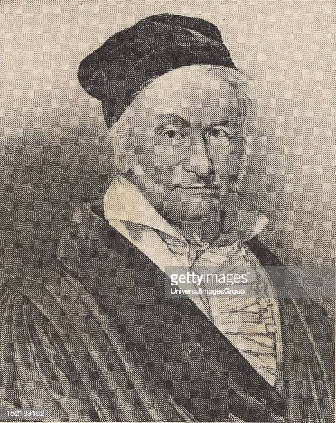 a biography of carl friedrich gauss a german scientist and mathematician B biography the year after gauss's death,  carl friedrich gauss, titan of science  born johann friederich carl gauss, 1777-1855, german mathematician.