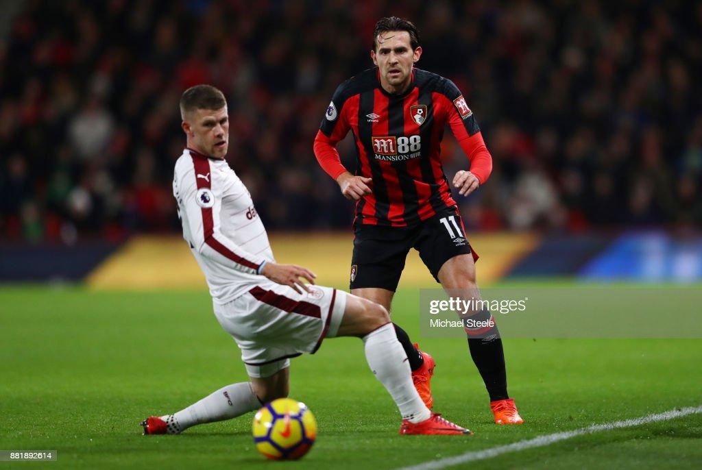 AFC Bournemouth v Burnley - Premier League : News Photo
