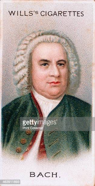 Johann Sebastian Bach German composer and organist 1912 Considered by many to be the greatest composer in the history of western music particularly...