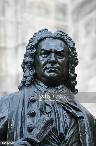 Johann Sebastian Bach statue, Leipzig