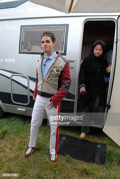 Johann Traber jr Mutter Maria Traber 1 Auftritt nach schwerem Unfall vor einem Jahr auf dem Hochseil von Johann Traber jr Familie Traber...