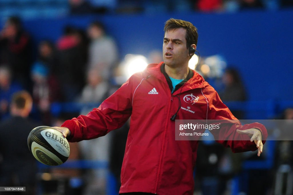 Cardiff Blues v Munster Rugby - Guinness Pro14