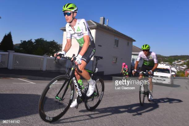 Johann Van Zyl of South Africa and Team Dimension Data / during the 11th Tour des Fjords 2018 Stage 3 a 183km stage from Farsund to Egersund on May...