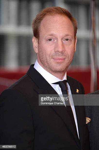 Johann von Buelow attends the '13 Minutes' premiere during the 65th Berlinale International Film Festival at Berlinale Palace on February 12 2015 in...