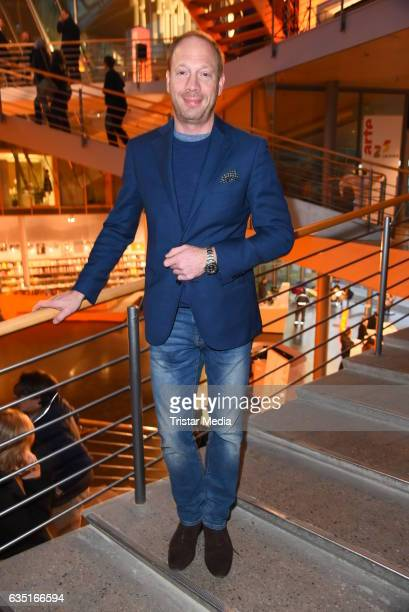 Johann von Buelow attends the ARTE reception at the 67th Berlinale International Film Festival on February 13 2017 in Berlin Germany