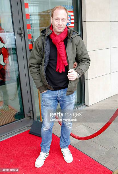 Johann von Buelow attends the Hessian Reception 2015 during the 65th Berlinale International Film Festival on February 10, 2015 in Berlin, Germany....