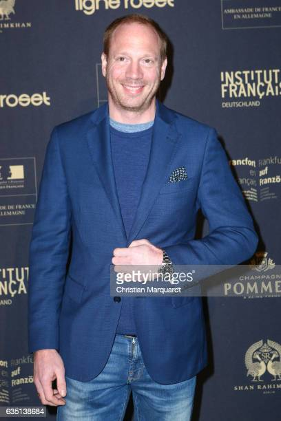 Johann von Buelow attends the 'Soiree Francaise Du Cinema' during the 67th Berlinale International Film Festival Berlin at on February 13, 2017 in...
