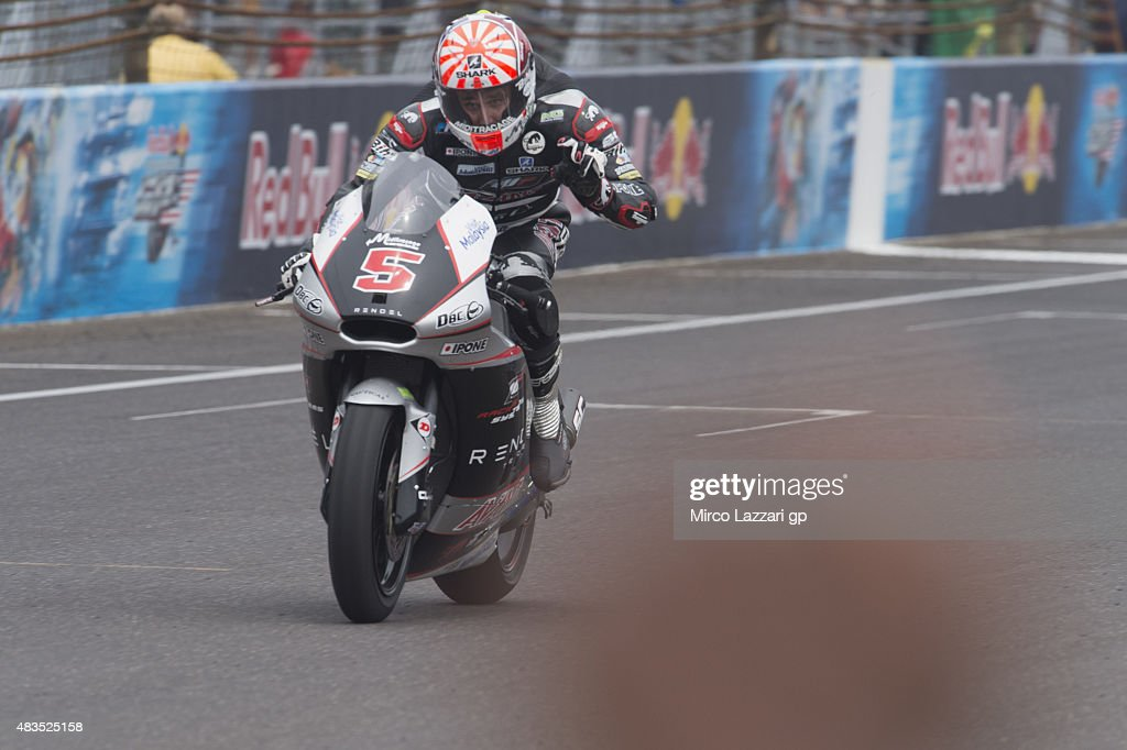 MotoGp Red Bull U.S. Indianapolis Grand Prix - Race : News Photo