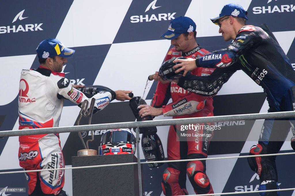 MotoGP of France - Race : ニュース写真