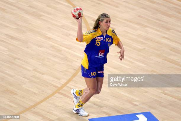 Johanna AHLM Suede / Espagne Tournoi Paris Ile de France 2008 Photo Dave Winter / Icon Sport