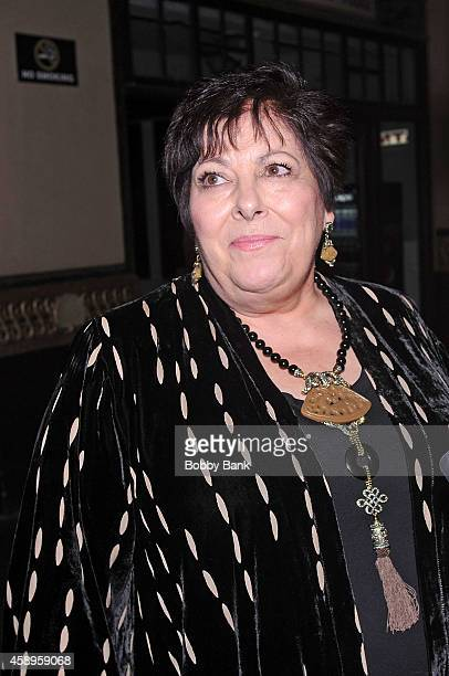 Johanna Antonacci James Gandolfini's sister attends The 7th Annual New Jersey Hall Of Fame Induction Ceremony on November 13 2014 in Asbury Park...