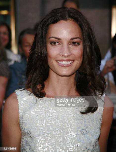 Johanna Black during Live Free or Die Hard New York City Primiere Arrivals at Radio City Music Hall at 1260 Avenue of the Americas in New York City...