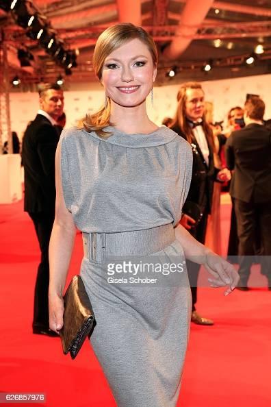 Johanna Christine Gehlen during the Bambi Awards 2016