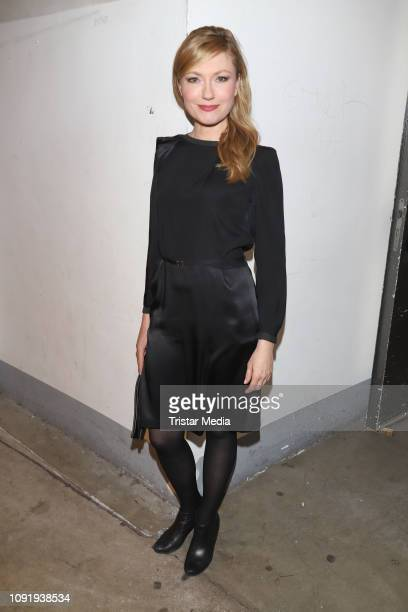 Johanna Christine Gehlen during the Film Funding Hamburg Warm Up Party on January 30 2019 in Hamburg Germany