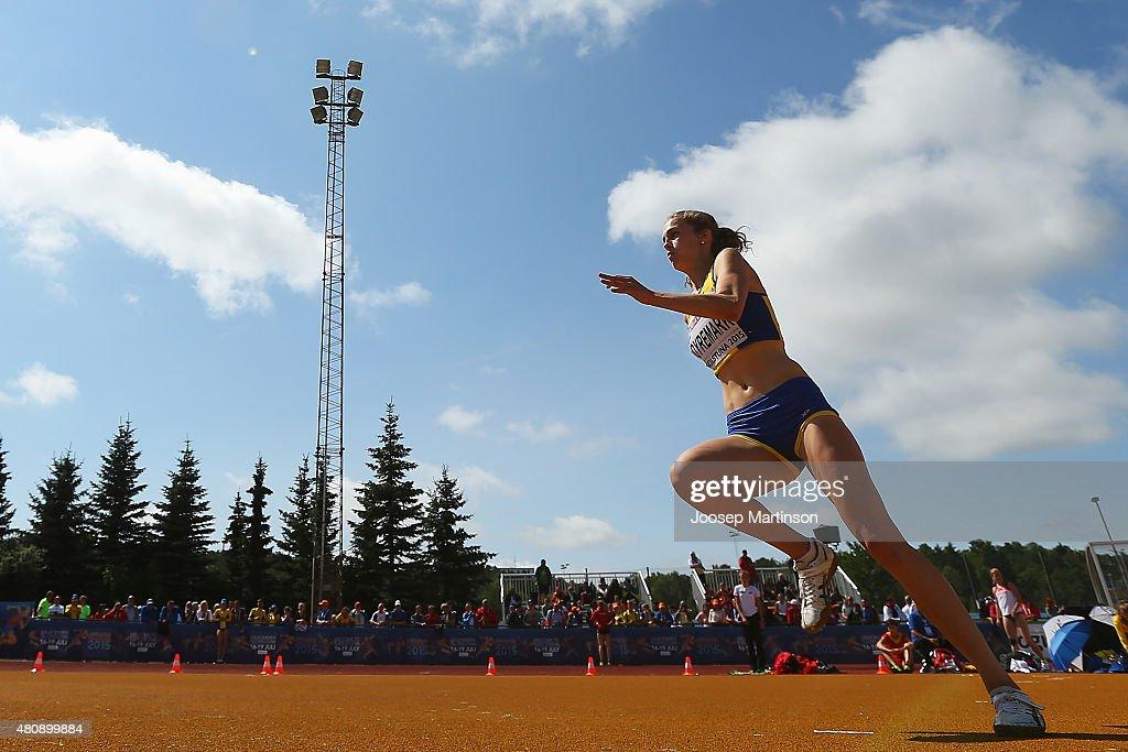 European Athletics Junior Championships - Day One : News Photo