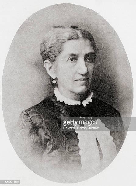Johanna Friederike Charlotte Dorothea Eleonore Von Puttkamer, 1824 -1894. Prussian Noblewoman, Aka Johanna Von Bismarck And Wife Of German Chancellor...