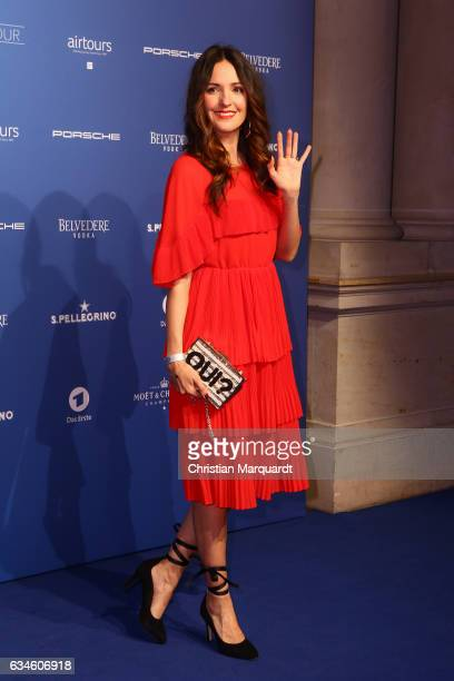 Johanna Klum attends the Blue Hour Reception hosted by ARD during the 67th Berlinale International Film Festival Berlin on February 10 2017 in Berlin...