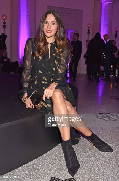 Johanna Klum attends the exhibition opening 'Sound of Passion' at Hotel De Rome on November 30 2017 in Berlin Germany