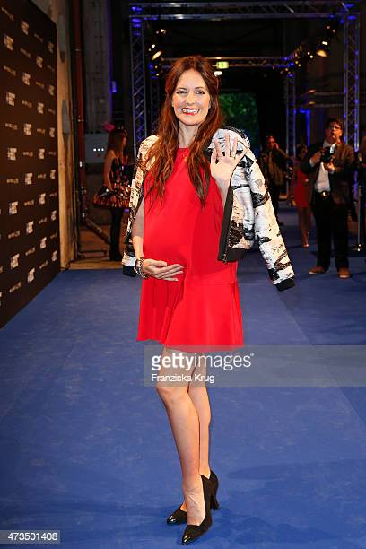 Johanna Klum attends the Maybelline 100th anniversary celebrations on May 15 2015 in Berlin Germany