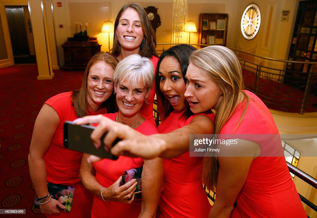 Fed Cup Europe/Africa Group One - Previews : News Photo