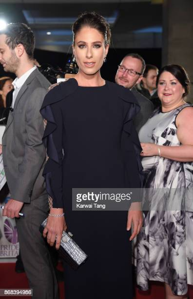 Johanna Konta attends the Pride Of Britain Awards at the Grosvenor House on October 30 2017 in London England
