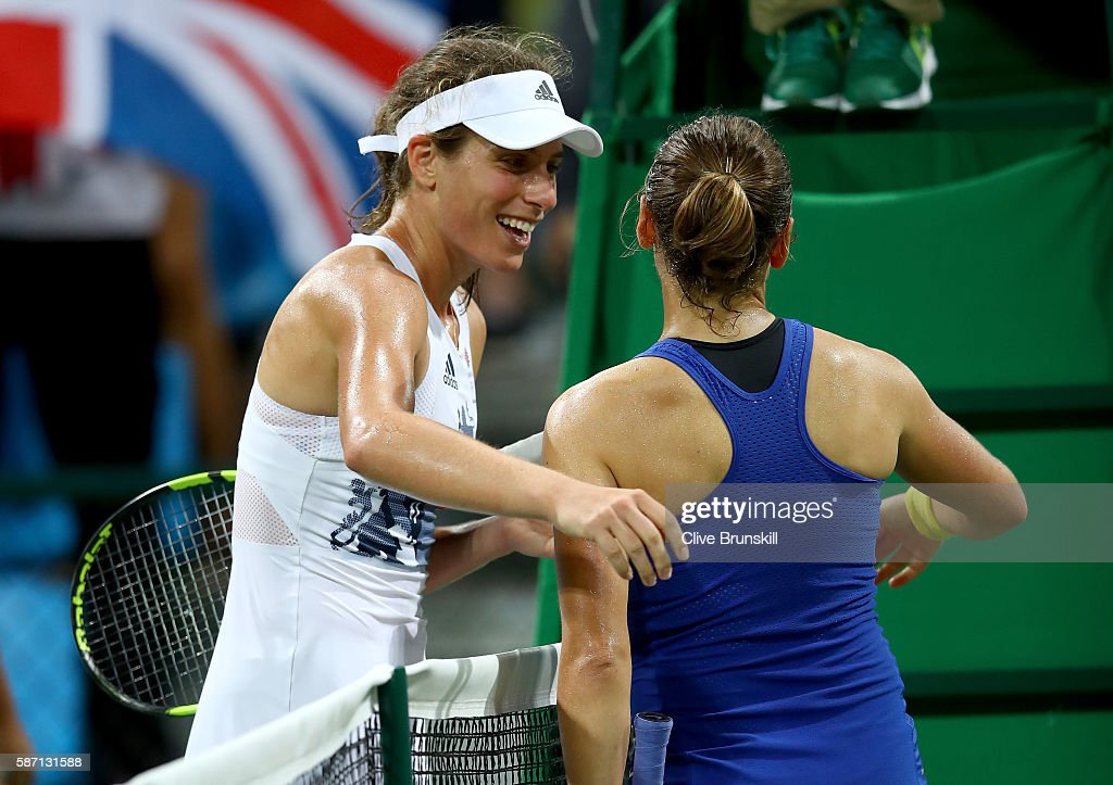 Tennis - Olympics: Day 2 : News Photo