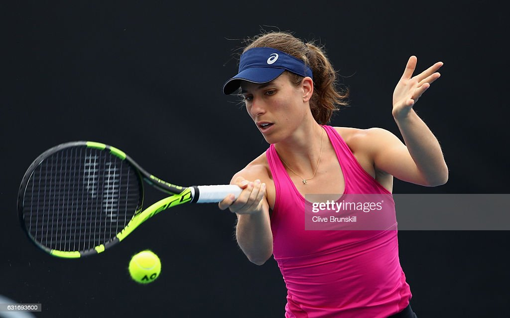 2017 Australian Open - Previews : News Photo