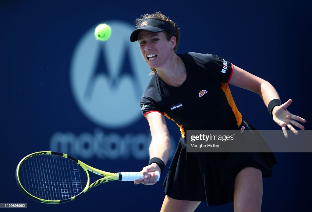 Rogers Cup Toronto - Day 3 : News Photo