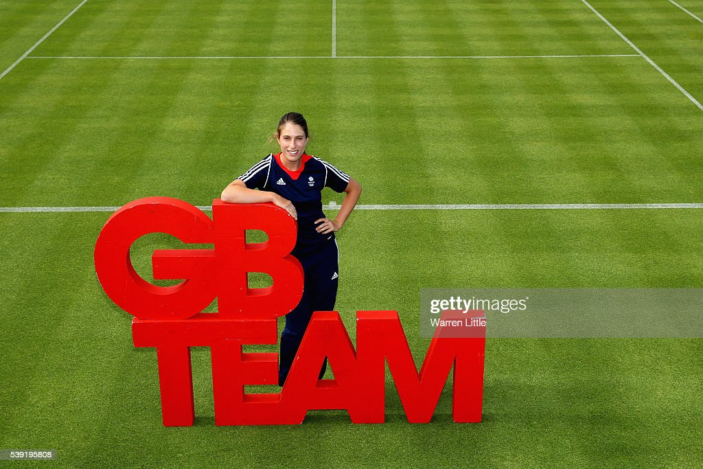Announcement of Tennis Athletes Named in Team GB for the Rio 2016 Olympic Games