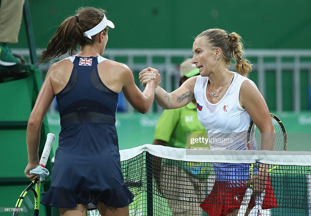 Tennis - Olympics: Day 4 : News Photo