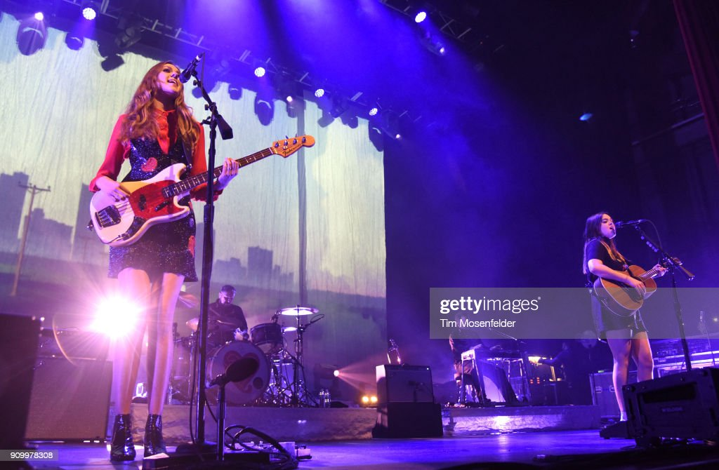 First Aid Kit Performs At Fox Theater