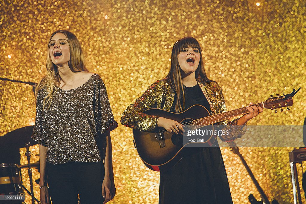 First Aid Kit Perform At Islington Assembly Hall In London