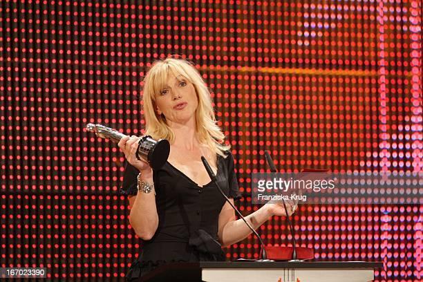 """Johanna Ter Steege Bei Der Verleihung Des """"20. Europäischen Filmpreis"""" Am 011207 In Berlin In Der Arena In Treptow ."""