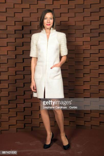 Johanna Wokalek attends the Chanel Collection Metiers d'Art Paris Hamburg 2017/18 at The Elbphilharmonie on December 6 2017 in Hamburg Germany
